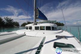 Lagoon 410 S2 + charter business