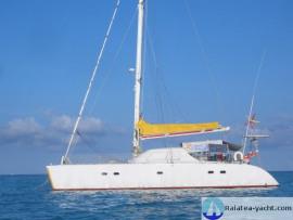 Lagoon 47 - Raiatea Yacht Broker