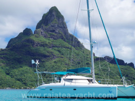 Lavezzi 40 - Raiatea Yacht Broker