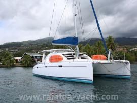 Leopard 40 - Raiatea Yacht Broker