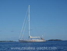 Lévrier 18 - Raiatea Yacht Broker
