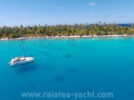 Lipari 41  - Raiatea Yacht Broker