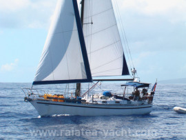 Long Vent 40 - Raiatea Yacht Broker
