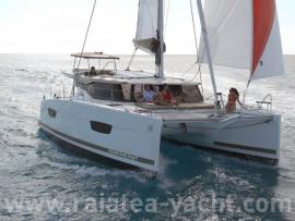 Lucia 40 MAESTRO - Raiatea Yacht Broker