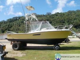 Mako 286 - Raiatea Yacht Broker