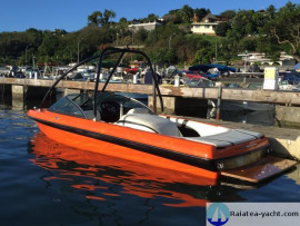 Malibu Response LX 20' - Raiatea Yacht Broker