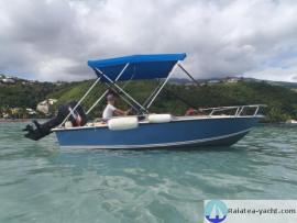 Maoti 14.5 CC Moteur neuf - Raiatea Yacht Broker
