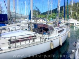 Amel Maramu 46 T - Raiatea Yacht Broker