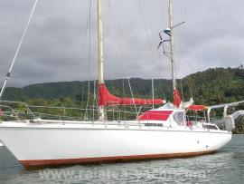 Amel Maramu 46 B - Raiatea Yacht Broker
