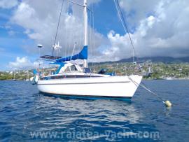 Moody 35 - Raiatea Yacht Broker