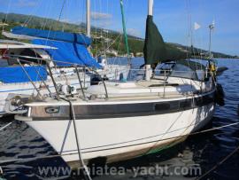 Morgan 33 - Raiatea Yacht Broker