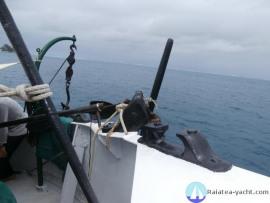 Motor Sailor