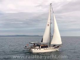 Nauticat 44 - Raiatea Yacht Broker