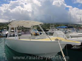 Nautisport 28 Open Perle - Raiatea Yacht Broker