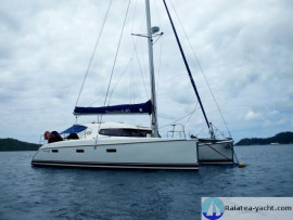 Nautitech 40 - Raiatea Yacht Broker