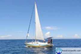 Neptune 99 - Raiatea Yacht Broker