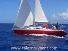 Nicholson 30 - Raiatea Yacht Broker