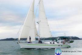 Nouanni Garcia - Raiatea Yacht Broker
