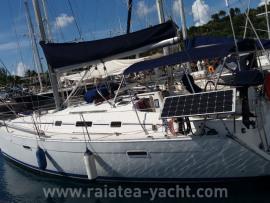 Oceanis 343 - Raiatea Yacht Broker