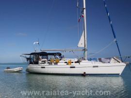 Océanis 370 - Raiatea Yacht Broker