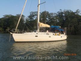 Océanis 400  - Raiatea Yacht Broker