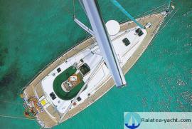 Oceanis 40 CC - Raiatea Yacht Broker
