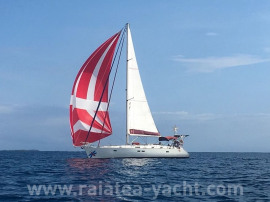 Oceanis 411 - Raiatea Yacht Broker