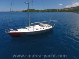 Océanis 440 T - Raiatea Yacht Broker