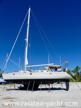 Oceanis 500 - Raiatea Yacht Broker