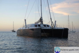 Catamaran One-off 44' - Raiatea Yacht Broker