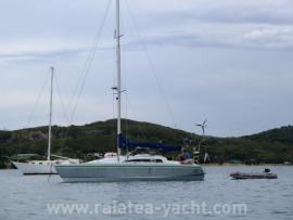 Ovni 33 - Raiatea Yacht Broker