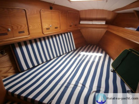 Ovni 36 cabine avant