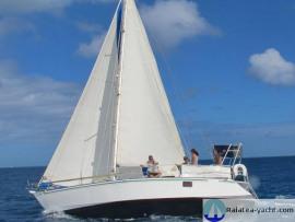 Oxion 32 - Raiatea Yacht Broker