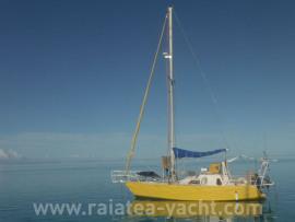 Oxion 32 T - Raiatea Yacht Broker