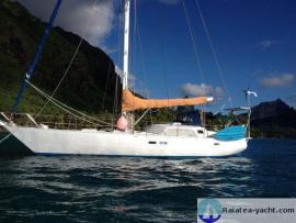 Oxygène 43 - Raiatea Yacht Broker