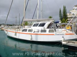 Lex Eterna/Plan Caroff - Raiatea Yacht Broker