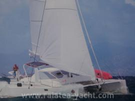Phisa 42  - Raiatea Yacht Broker