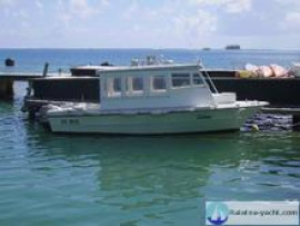 Ponté 23 - Raiatea Yacht Broker