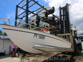 Raiatea Marine 19' - Raiatea Yacht Broker