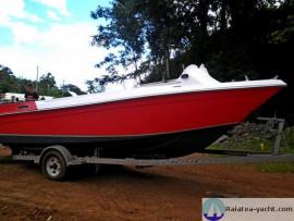 Poti Marara 24' - Raiatea Yacht Broker