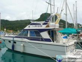Princess 35 - Raiatea Yacht Broker