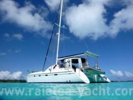 Privilege 435 - Raiatea Yacht Broker