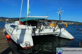 Privilege 48 - Raiatea Yacht Broker