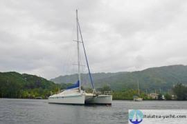 Privilege 43 - Raiatea Yacht Broker