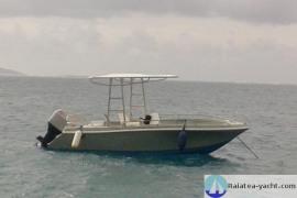 Proline 190 - Raiatea Yacht Broker