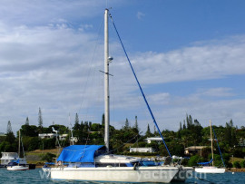 Snowgoose 37 Elite - Raiatea Yacht Broker