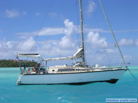 Ne Quid Nimis - Raiatea Yacht Broker