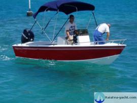 Raiatea 16' Console NEUF - Raiatea Yacht Broker