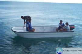Raiatea 16' Kau NEUF - Raiatea Yacht Broker