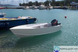 Raiatea 16' Open NEUF - Raiatea Yacht Broker